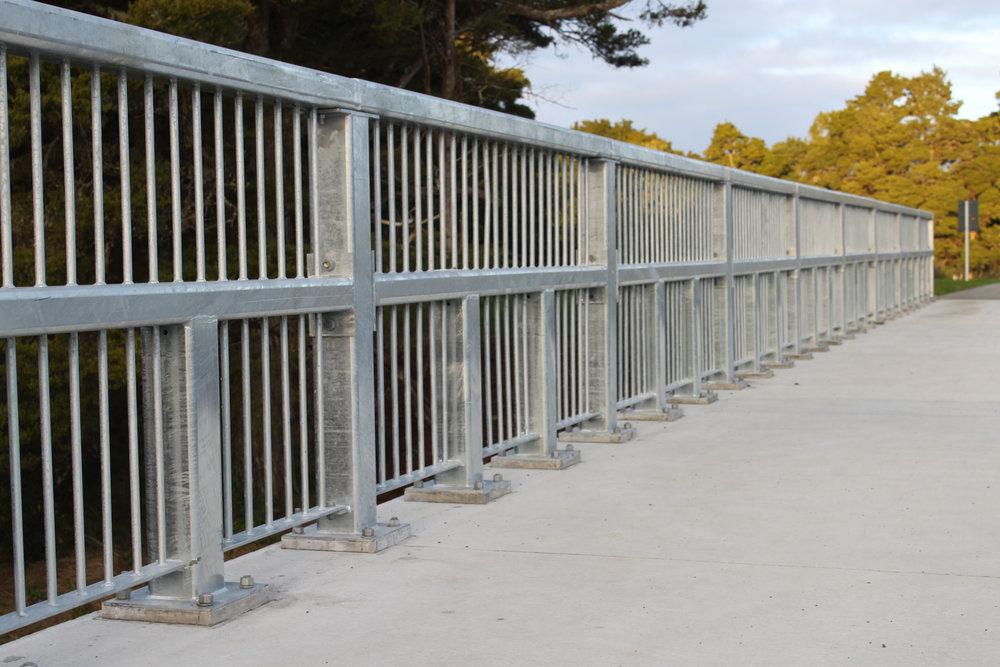 Custom Barriers & Railings