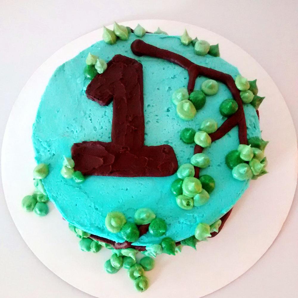 Rock-a-bye Cake