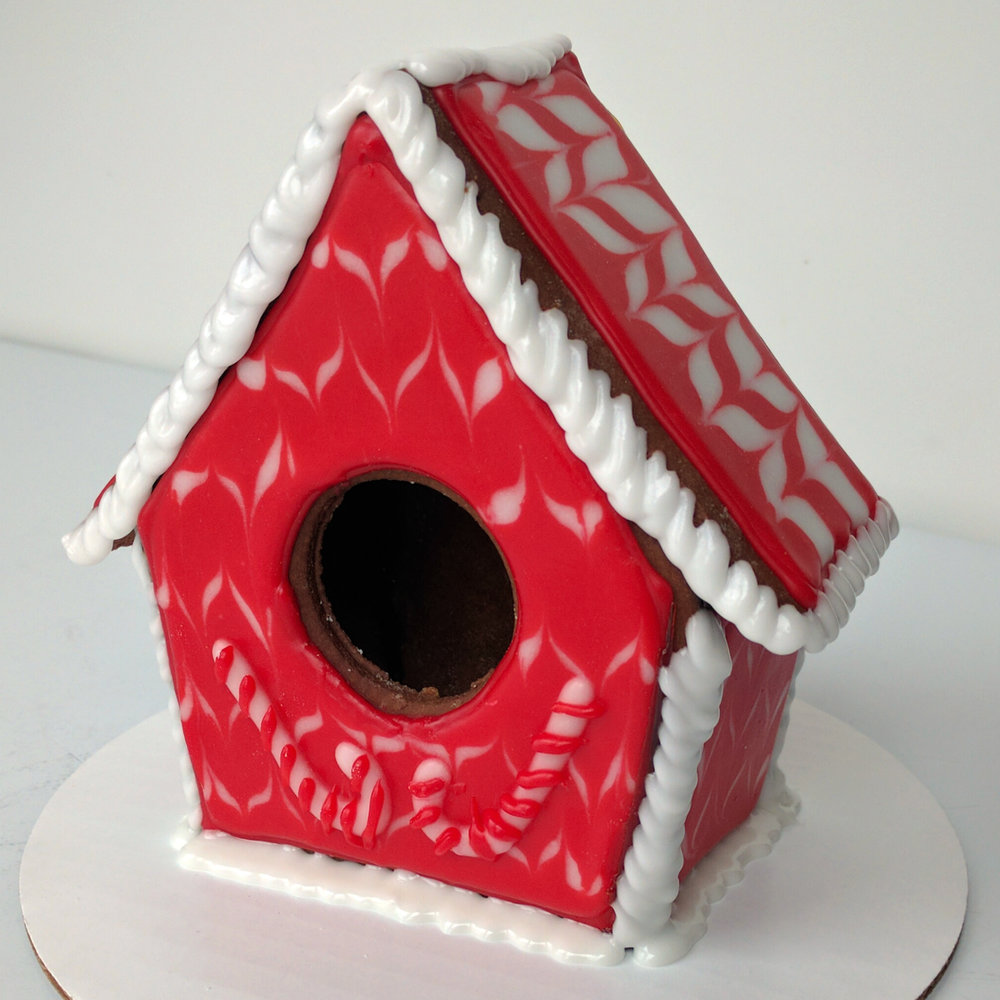 Peppermint Birdhouse