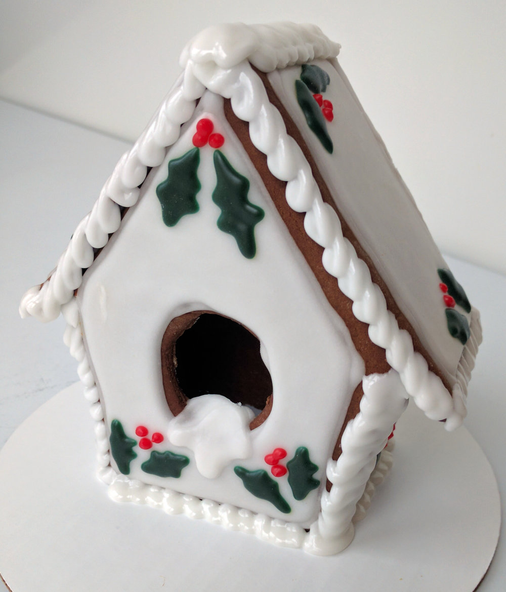 Holly Birdhouse