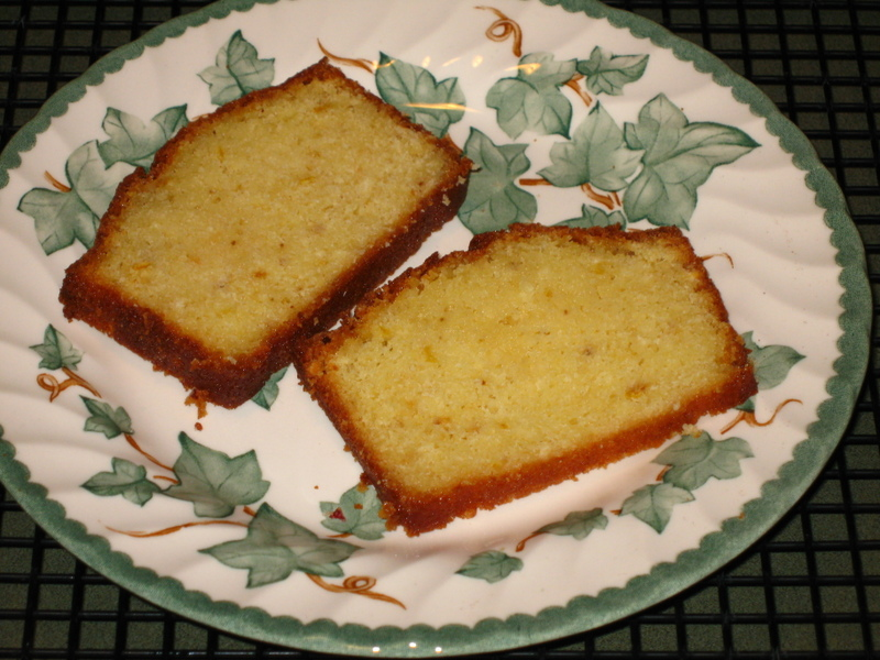 Lemon Tea Cake   Sweet and zesty lemon tea cake—perfect for brunch, appetizer platters, or of course for dessert. Freeze a few for unexpected guests! $6