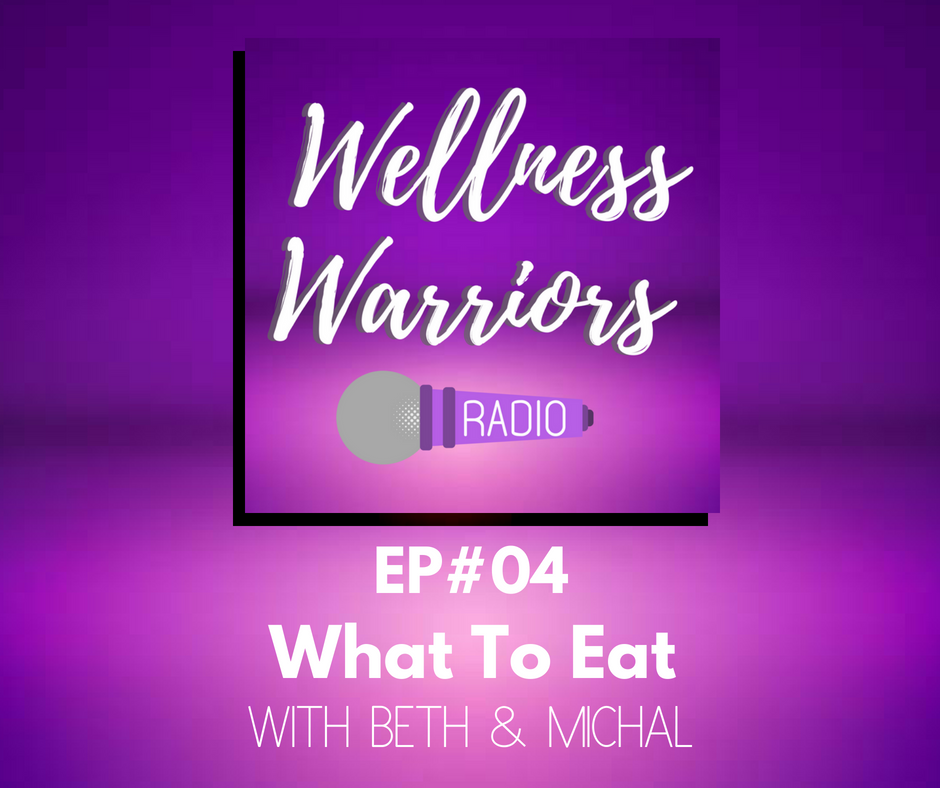 Episode 4: What To Eat with Beth & Michal