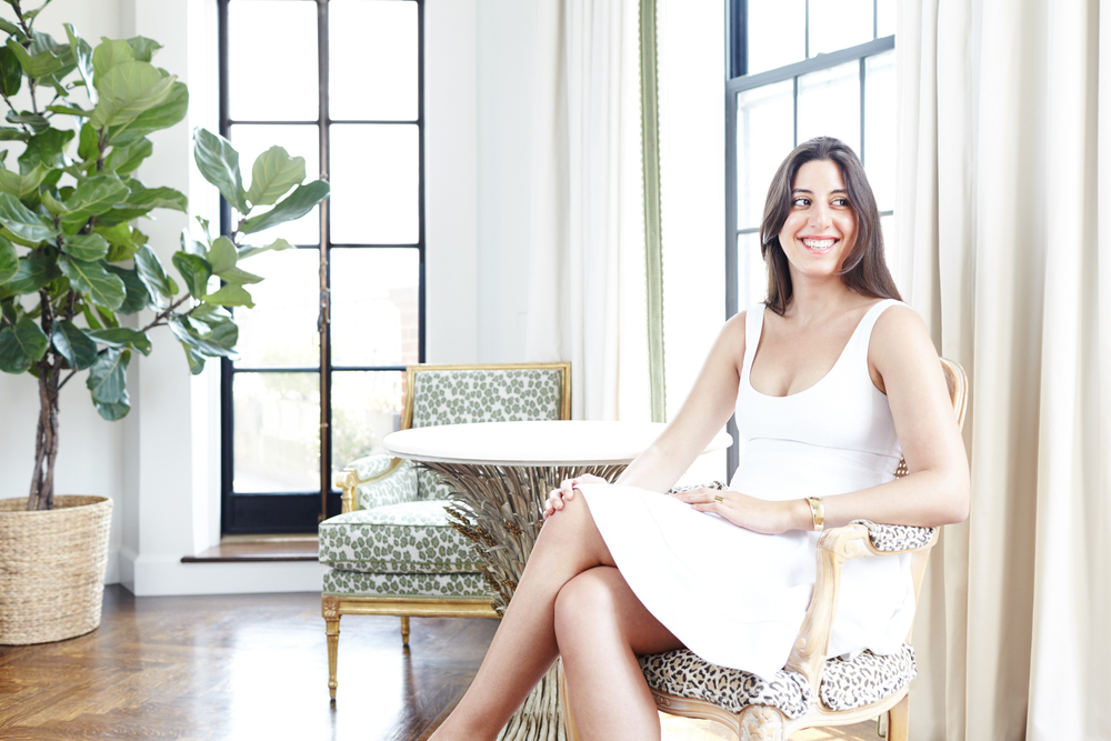 Caroline Constas, Fashion Designer