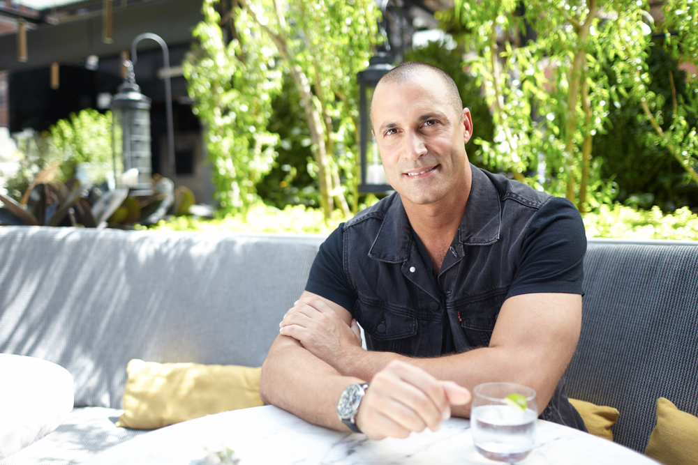 Nigel Barker, Photographer, Author, and TV Host