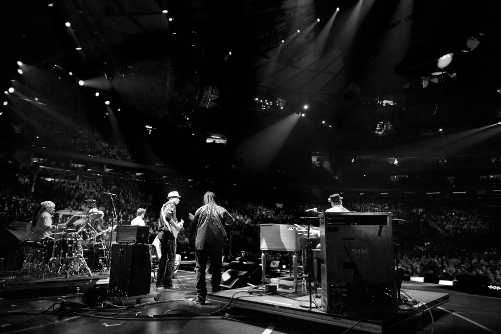 Booker T. Band at Crossroads at Madison Square Garden