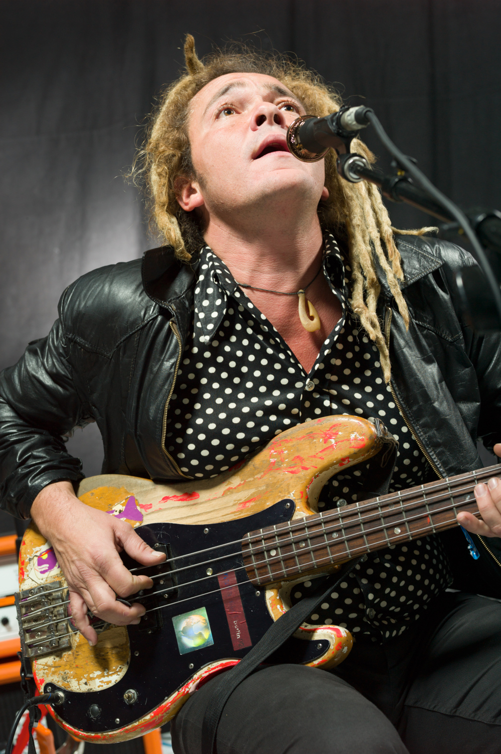 Daniel Lorca of Nada Surf