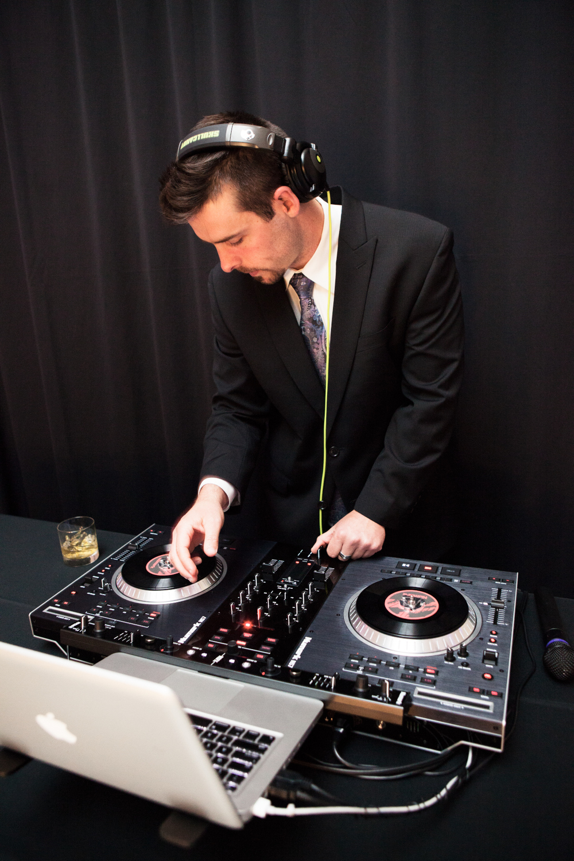 DJ Jason Mitchell