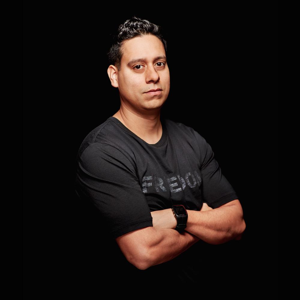 Mauricio Quintero, Photographer & Firefighter
