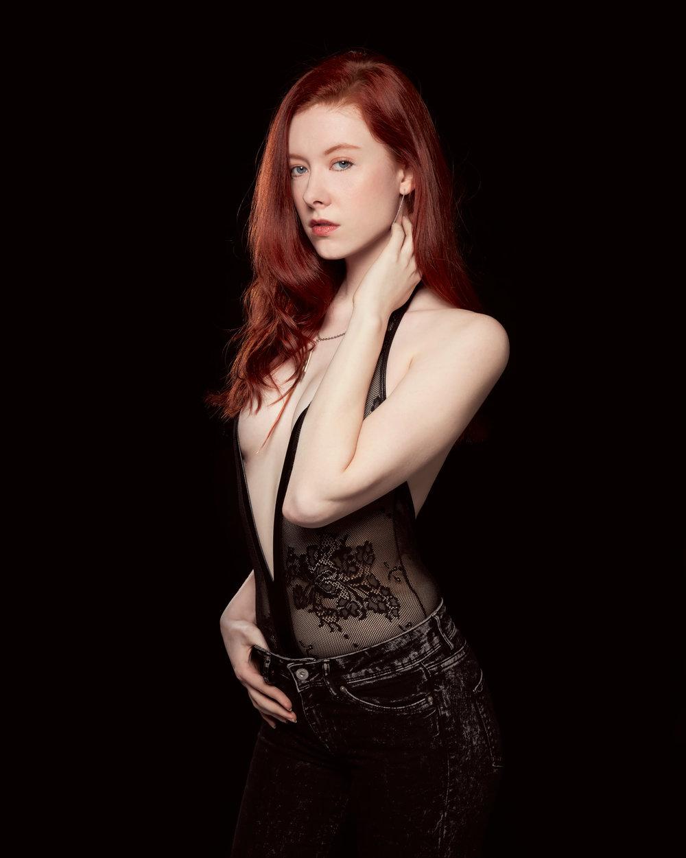 Hannah Caitriona, Model & DJ
