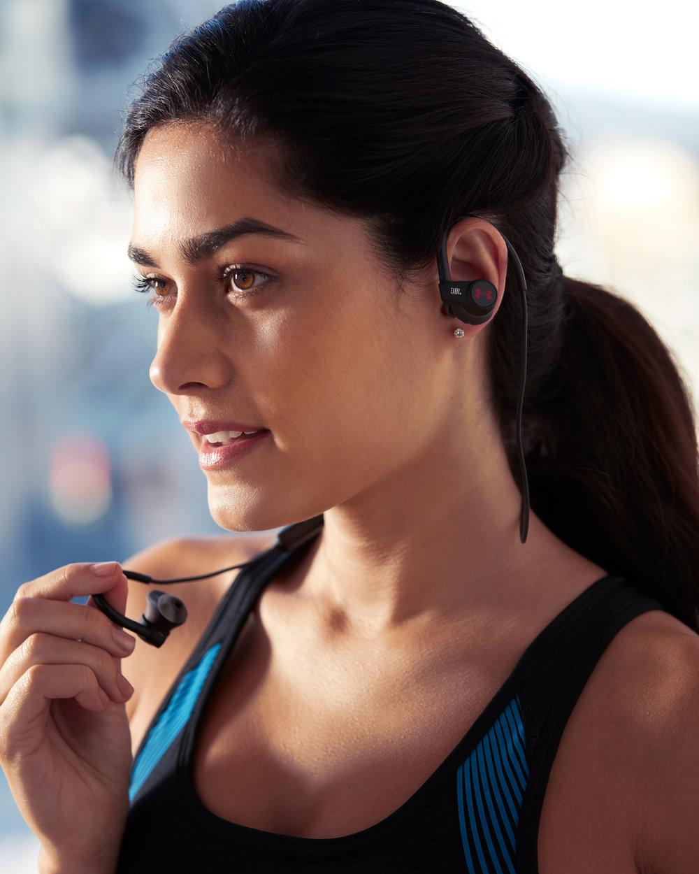 JBL/UA Sport Wireless Heart Rate