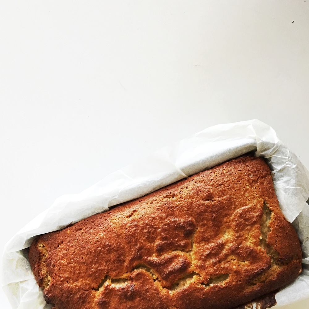 Paleo Banana Bread baked by Me