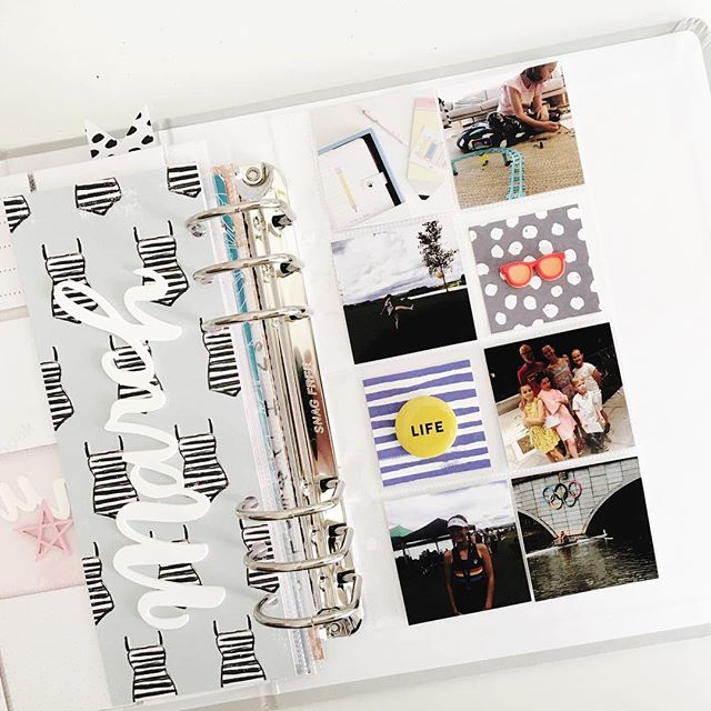 Hello. March #projectlife is in the album. Simple & minimalistic. Going with monthly until I get caught up to July 👍🏼😉