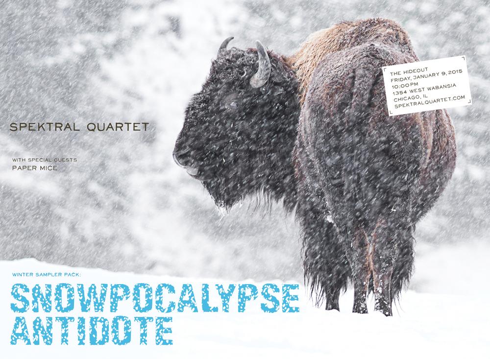 Snowpocalypse Antidote