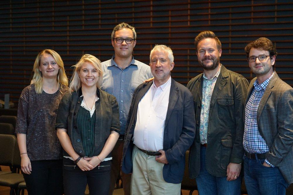 McBurney & Spektral Quartet & Daniel Pesca
