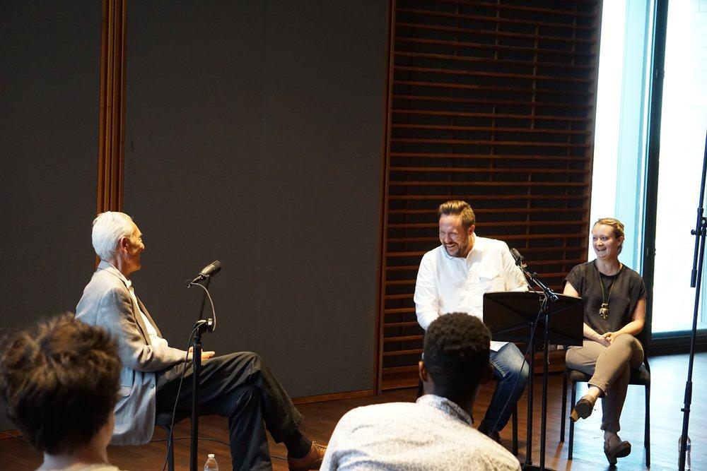 Doyle & Clara Interview Steinhardt