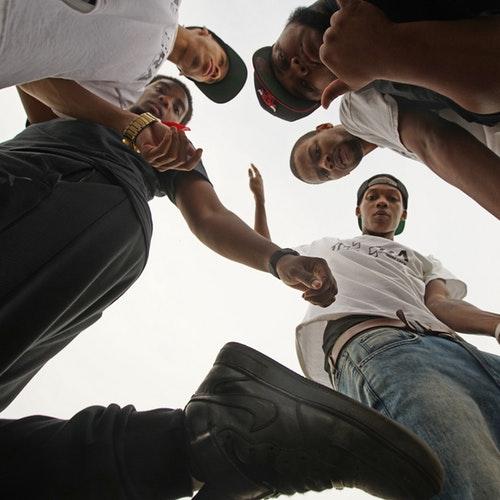The Era Footwork Crew