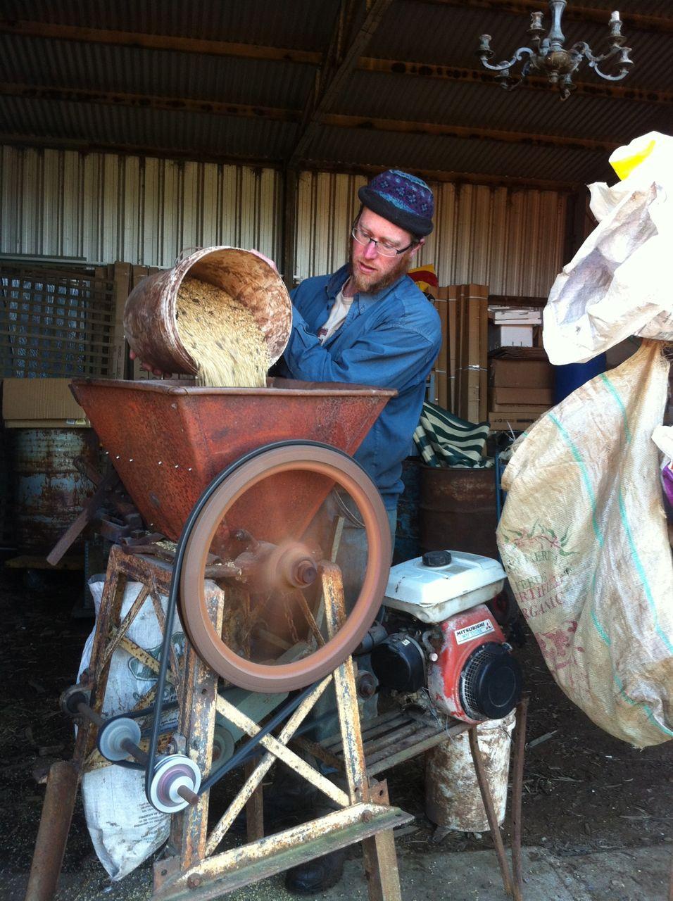 Portlandia Farmer Stuart ;-)
