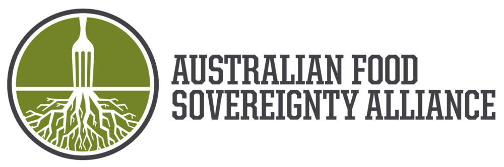 We are strong supporters of the Australian Food Sovereignty Alliance, and Tammi is a former President and current chair of AFSA's producers' branch, Fair Food Farmers United (FFFU), as well as Chair of the AFSA Legal Defence Fund, established in 2016 to support small-scale farmers and eaters in their right to determine their own food and agriculture systems in the face of scale-inappropriate regulations and planning. If you want to do more to support farmers like us and the food systems we're creating,  join AFSA now!