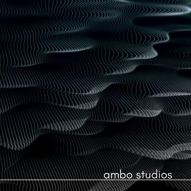 Wavy  #graphic #card #ambo #surreal