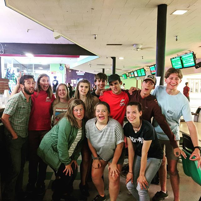Last week of Learn to Sail camps here at the OYC, our wonderful staff were treated to a night of bowling!!! Let's just say bowling may not be their sport... But we had so much fun! : #whereisthepizza #oycistheplacetobe #jrsailing #olympia #summer2018 #goingforspeed #spinmove #fancyshoes