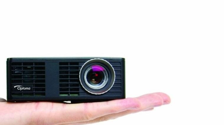 Pico projector - Optoma ML750 - WXGA resolution7000 lumens10000:1 contrastShort throw lens, ultra compact and lightweightThrow calculator