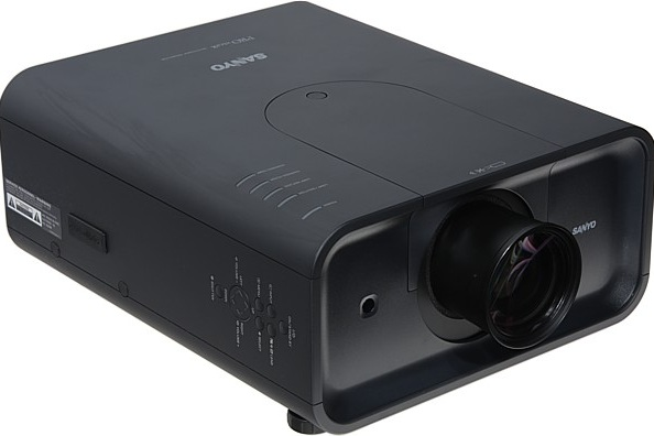 Projector - Sanyo XP200L - XGA resolution7000 lumens2200:1 contrastShort and long throw lenses availableThrow calculator