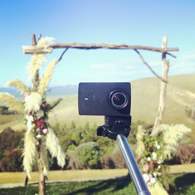 Live from location! Our cameras are partying out at @kauribayboomrock at a beautiful wedding. Video coming soon!