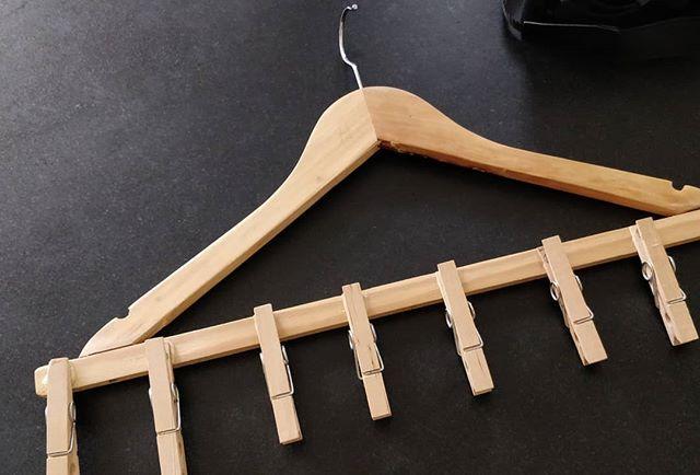 Sock hanger