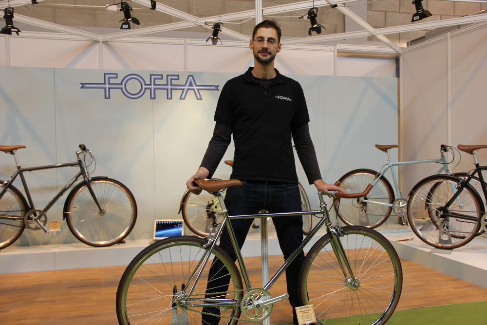 The best value bike range was awarded to Foffa Bikes for their beautiful urban bicycles designed by another Italian, Dani Foffa himself. Retailing from just £374.99, we think they're excellent value for money, and if you click on our link you'll get another 5% off!