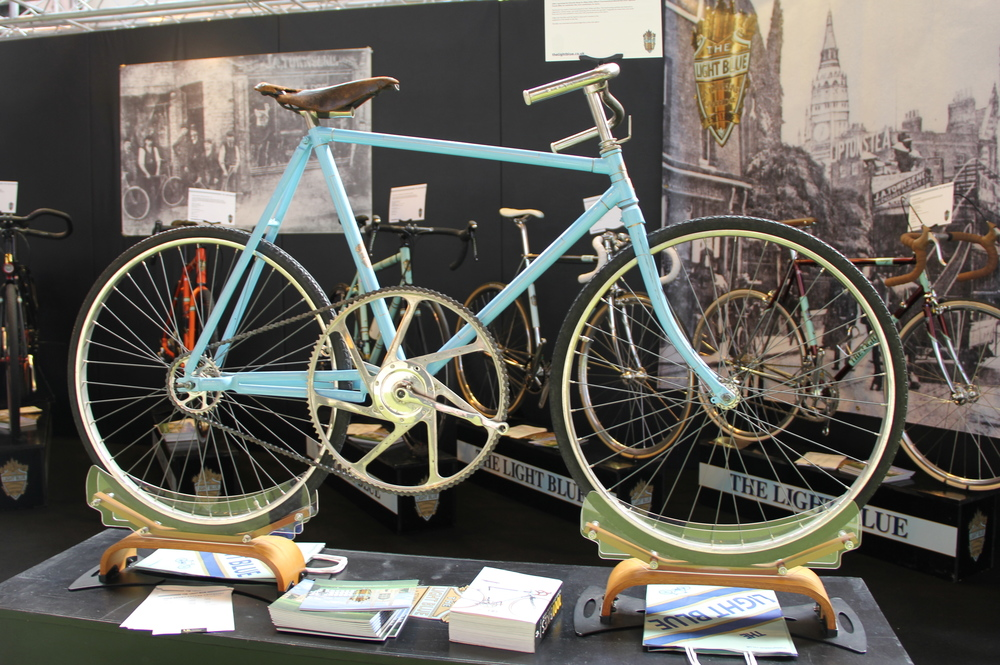 Absolutely nothing to do with Italy at all, Ride Velo loved Light Blue cycles from Cambridge who won our most delightful Classic Brand award. Launching in November, town and gown alike will love these traditional bikes which come with free membership and annual dinners with the Light Blue club!