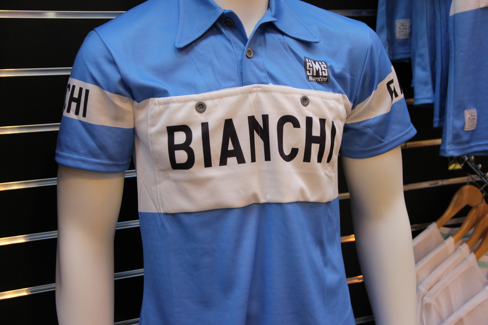 Back to Bianchi for our best Road Apparel award for men's cycle wear - we love their traditional style. For the girls, there was no contest as the quality and design of the Cafe du Cycliste range beat all the other manufacturers hands down. The Francine jersey is classically stylish and a personal favourite.