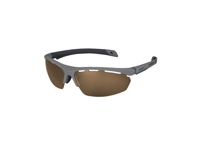 Shimano S40X Glasses with two sets of lenses