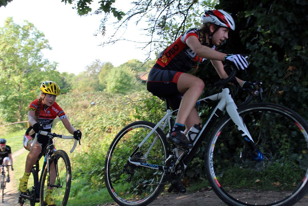 Cyclo-cross is a sport for all
