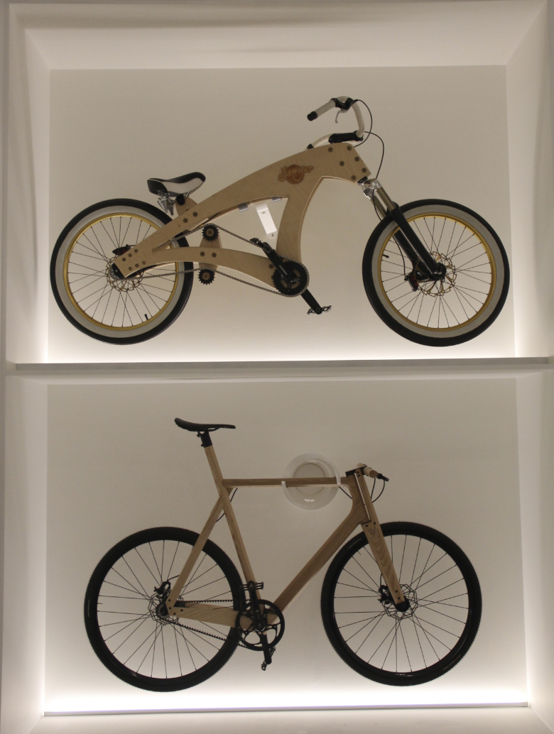 The future of cycling - bikes made from sustainable materials you can build yourself