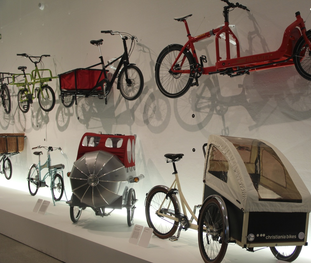 Cargo Bikes including 'The Bringley""
