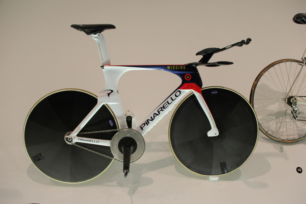 Bradley Wiggins's Hour Record 2015 Pinarello