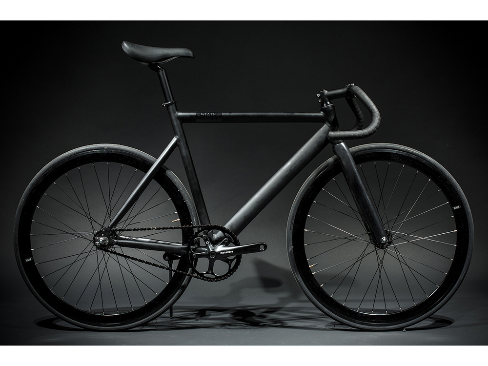 Single speed bike - State Bicycle 6061 from Brick Lane Bikes for £669.00