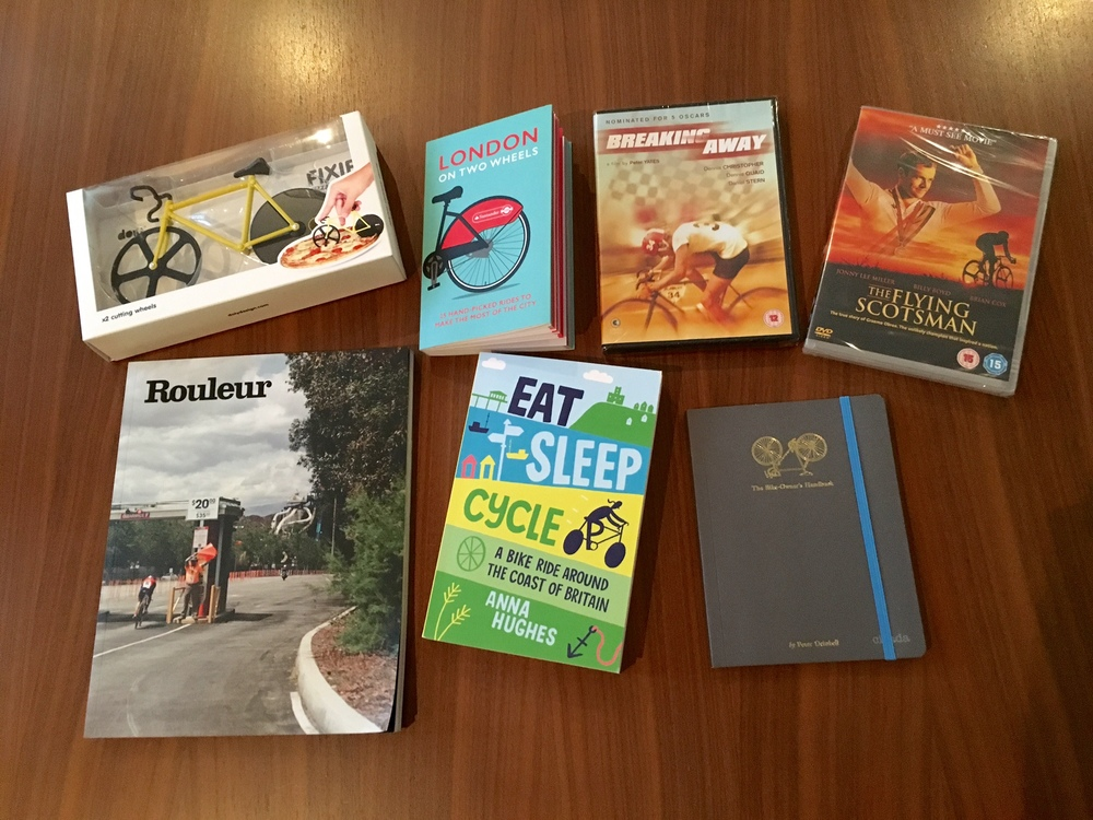 Cycling stocking fillers