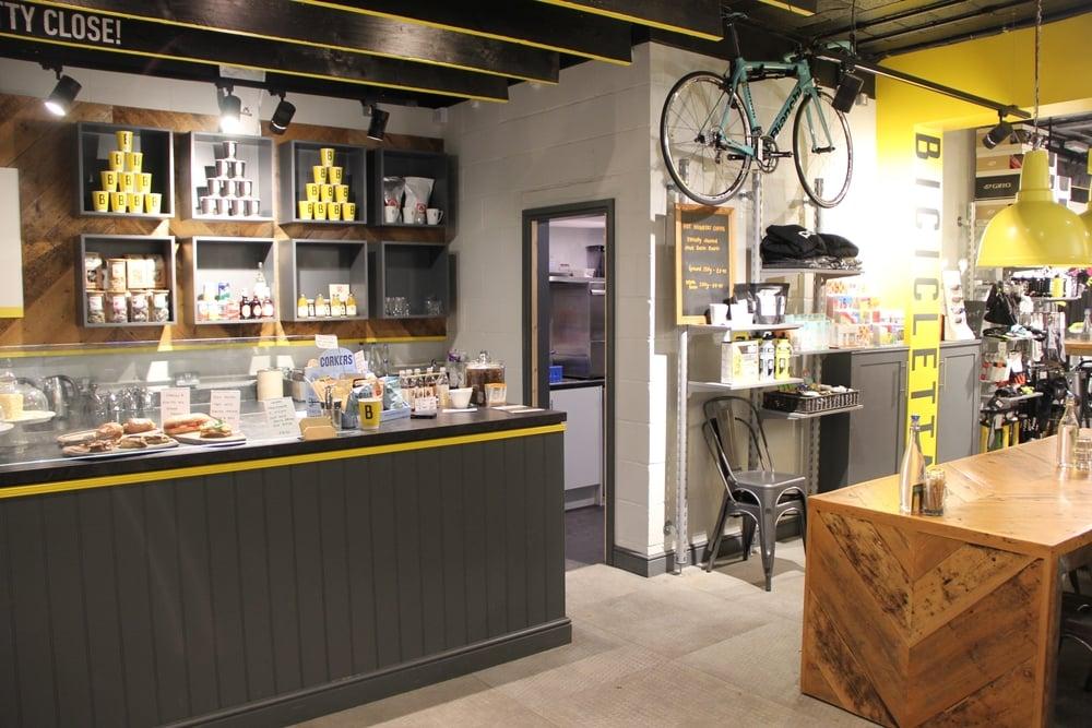 Bicicletta Cafe