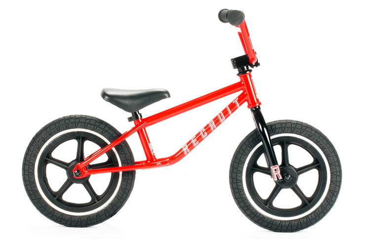 United Recruit 2015 BMX balance bike from Evans with 20% off
