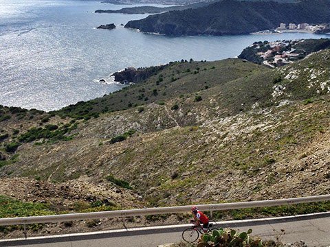 Riding the spectacular Costa Brava with Girona Cycling