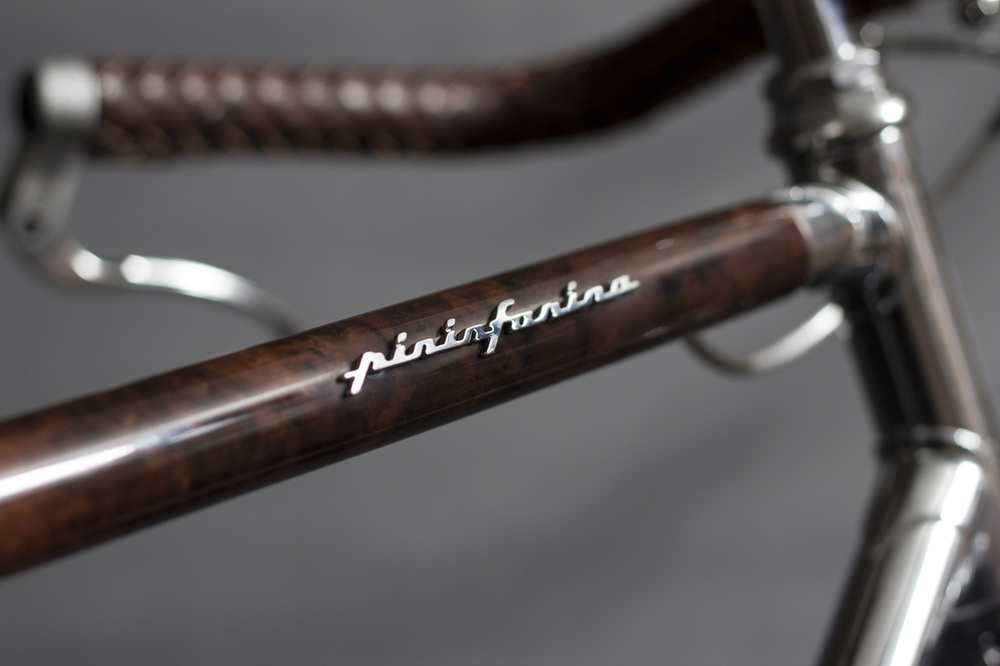 The Pininfarina limited edition model from 43Cycles - the world's most beautiful e bike?