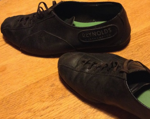 The 100,000 mile cycling shoes from REW Reynolds