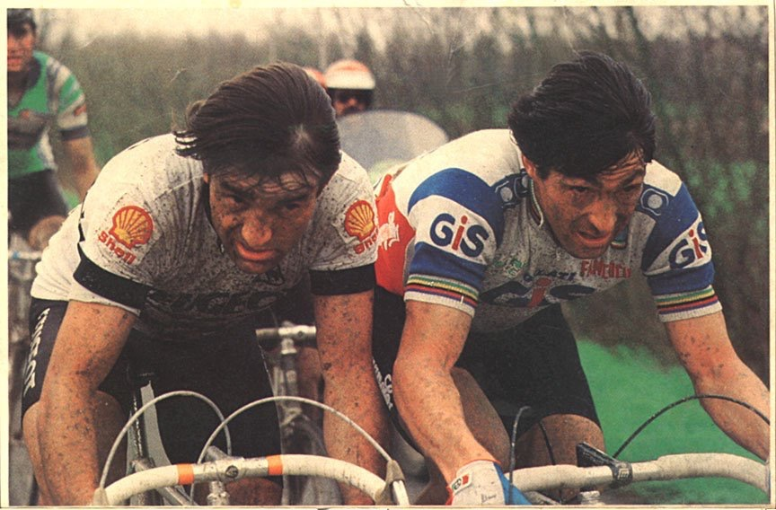 The Spring Classics - mud, sweat and gears