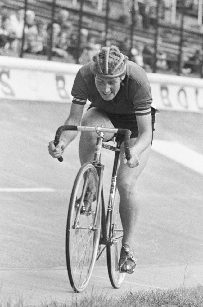 Beryl Burton in 1967 - she excelled in the individual pursuit