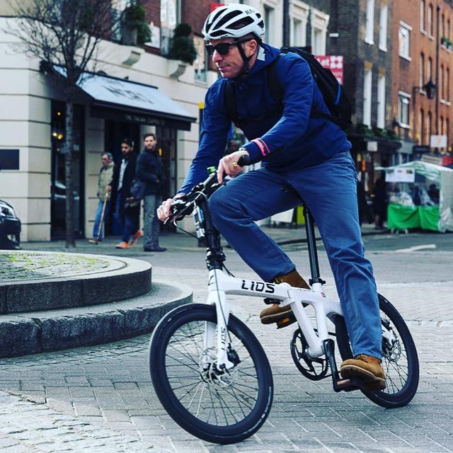 LIOS bikes - Steve McCulley's future