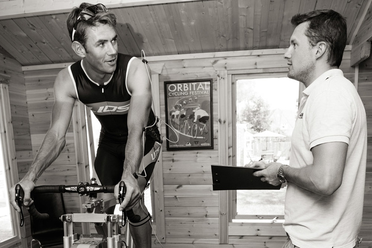 Steve McCulley's high-end bike fitting service in Lee-on-the-Solent, near Portsmouth