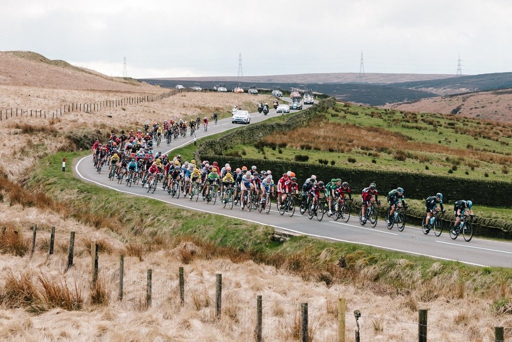 God's Own Country  - Picture courtesy of Tour de Yorkshire