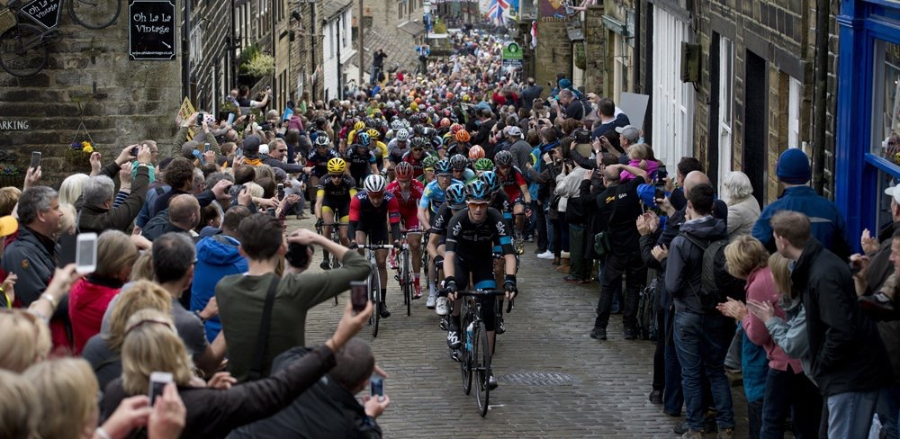 Bread of Heaven - Picture courtesy of Tour de Yorkshire