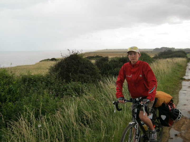 Getting lost, hurricanes and torrential rain - some of the delights that the NCN dished up
